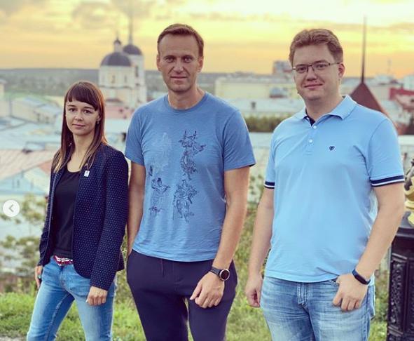 Отравление Навального в Томске