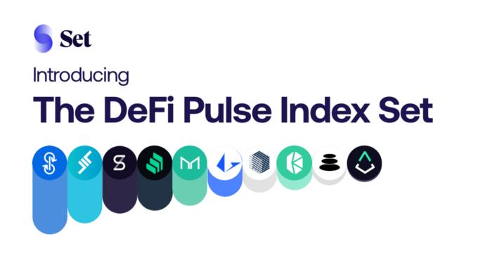 Индекс DeFi Pulse Index на TokenSets — Купить DeFi в один клик
