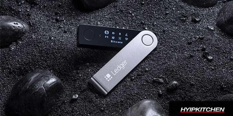 Ledger Nano X — Аппаратный кошелек для криптовалюты