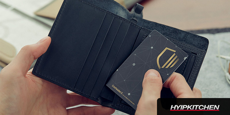 CoolWallet S — Аппаратный кошелек для криптовалюты