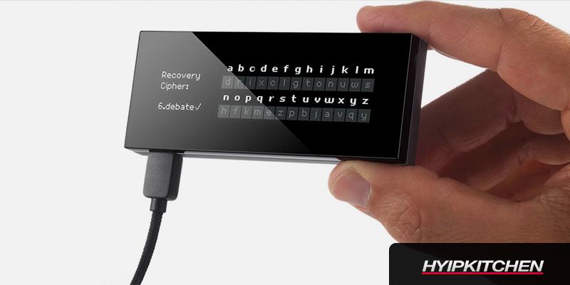 KeepKey — Аппаратный кошелек для криптовалюты