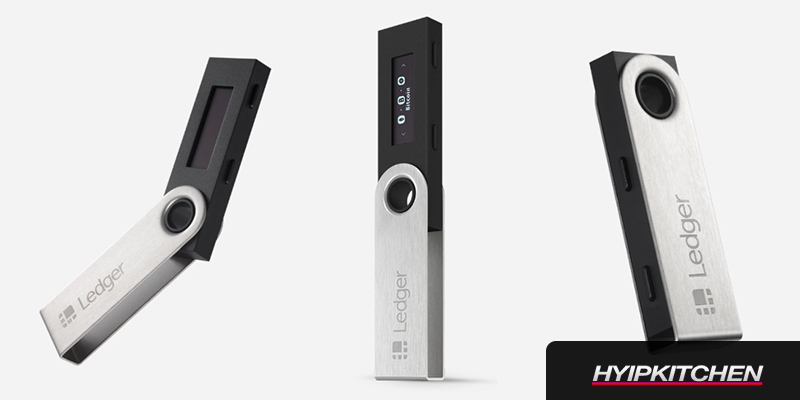 Ledger Nano S — Аппаратный кошелек для криптовалюты