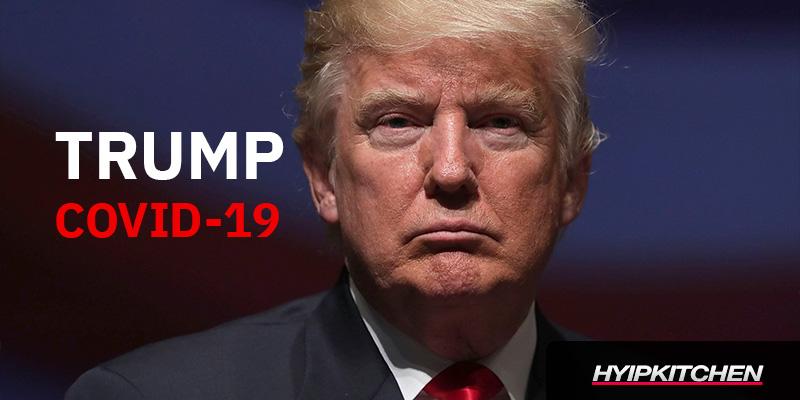 Трамп заболел коронавирусом — Что будет с курсом рубля к доллару США