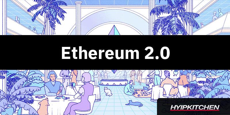 Что такое Ethereum 2.0 — Всё что надо знать о ETH 2.0 Serenity
