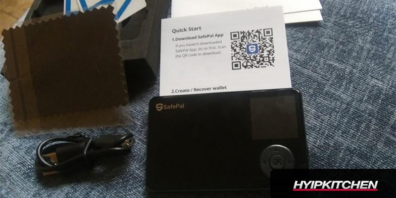 Биткоин кошелек SafePal S1