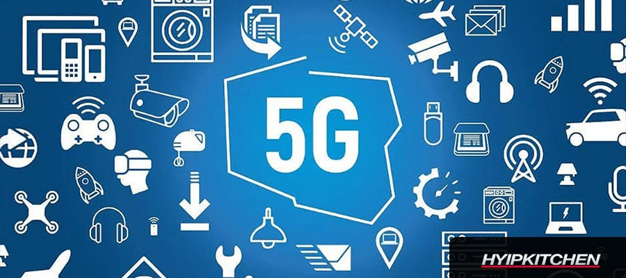 5G интернет вещей