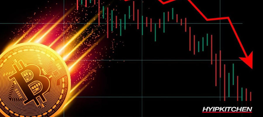 Падение биткоина (BTC) — Коррекция биткоина на 50000$, 42000$ или ниже