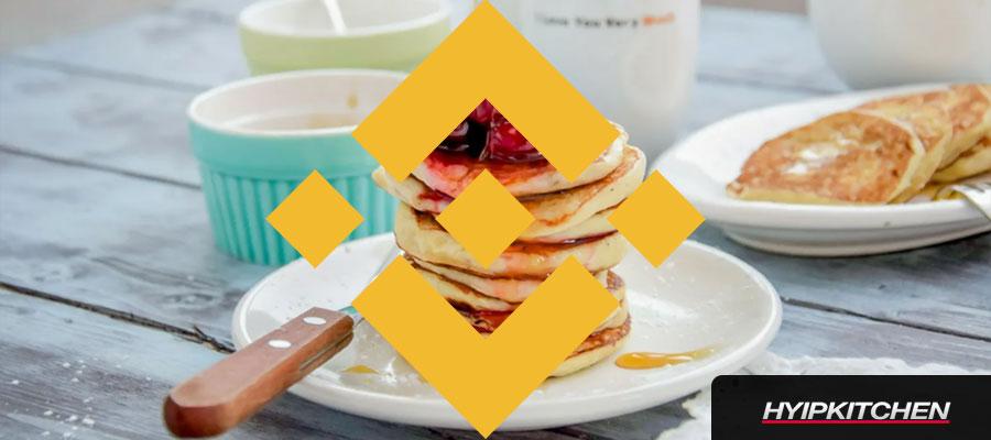 Криптовалюта CAKE Pancakeswap и её добыча с помощь BNB (Binance Smart Chain)