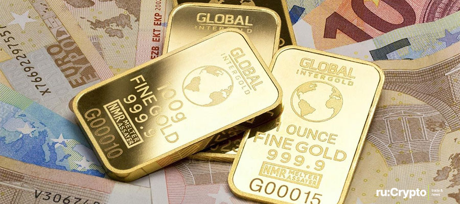 Золото и доллары