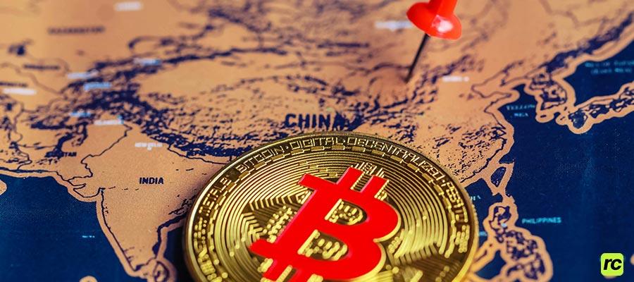 Китайское правительство майнит Биткоин в новом Дата центре в Пекине
