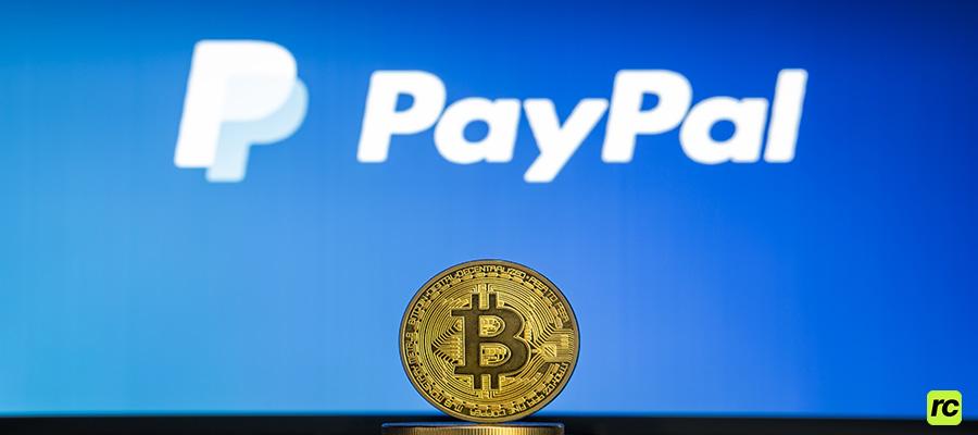 Coinbase добавила PayPal как средство платежа для жителей США
