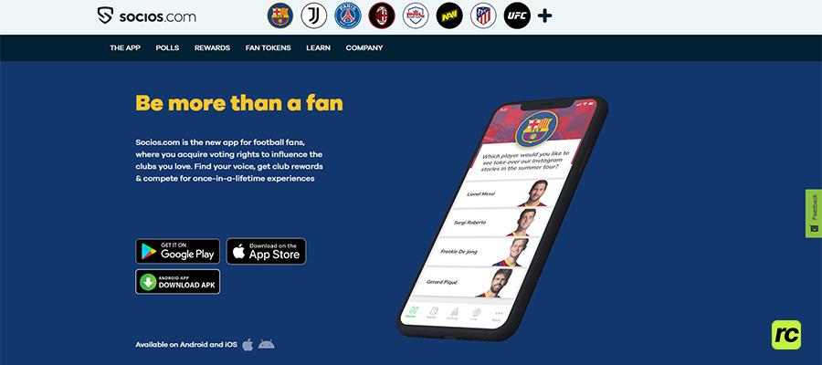 BAR Токен FC Barcelona Fan Token — Детали подписки Binance Launchpad