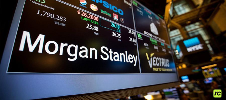Американский финансовый конгломерат Morgan Stanley покупает 28 289 акций Grayscale Bitcoin Trust