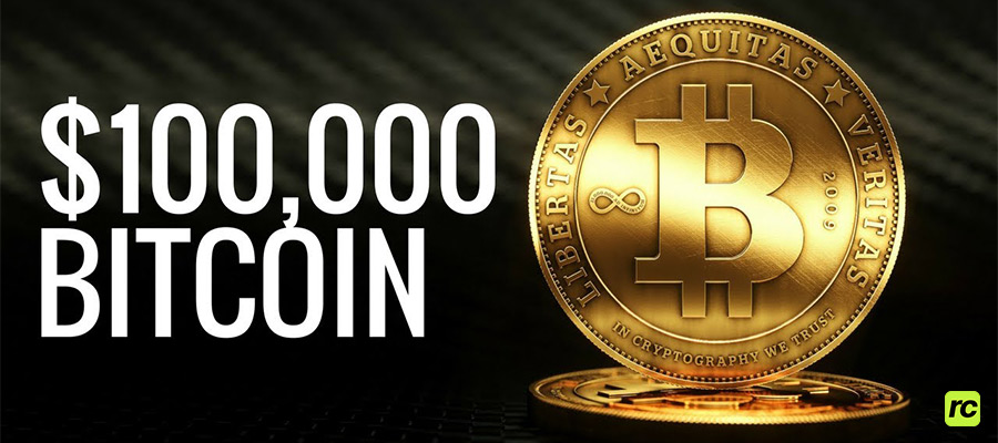Главный эксперт Bloomberg Майк Макглоун считает что Биткоин превысит 100 000$