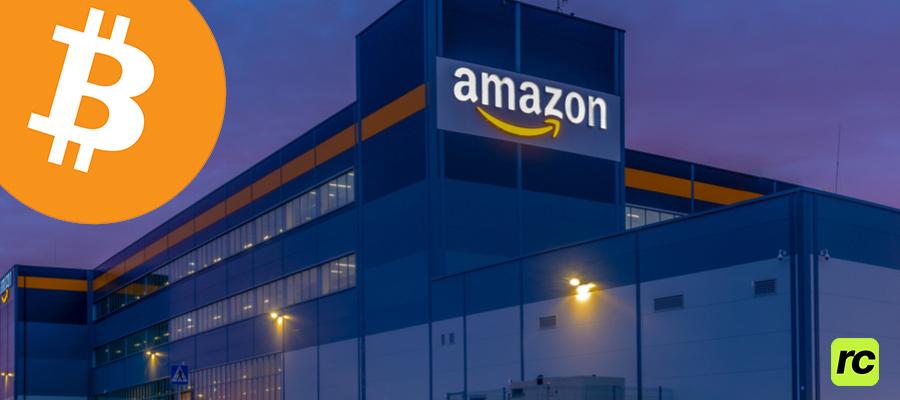Amazon исследует криптовалютные платежи и скоро может добавить Bitcoin, Ethereum и Cardano