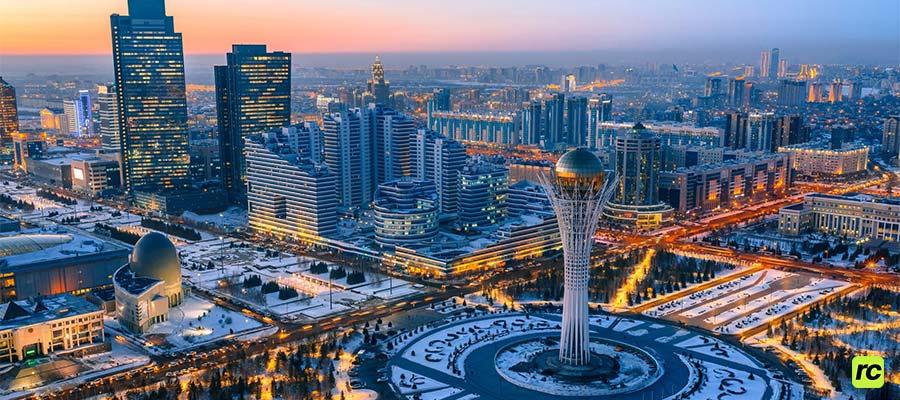 Казахстан планирует разрешить банкам обрабатывать сделки покупки/продажи криптовалюты