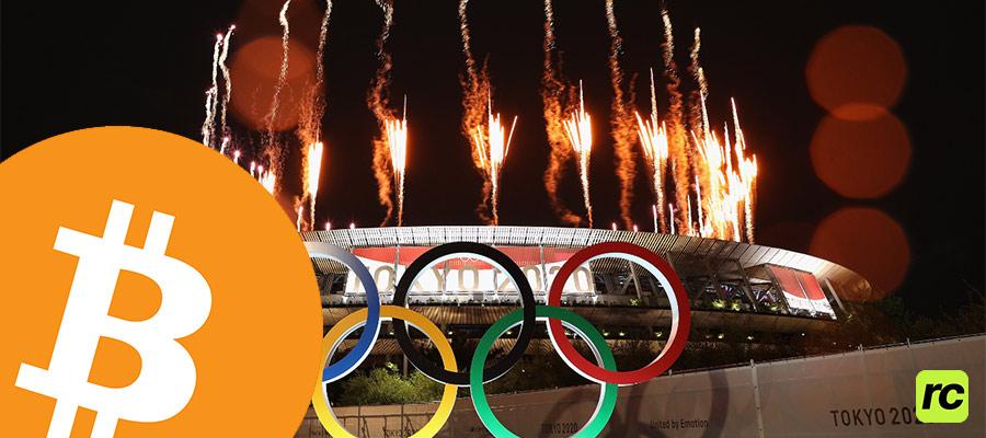 Криптовалюта Биткоин (Bitcoin) представляет Сальвадор на Олимпийских играх в Токио