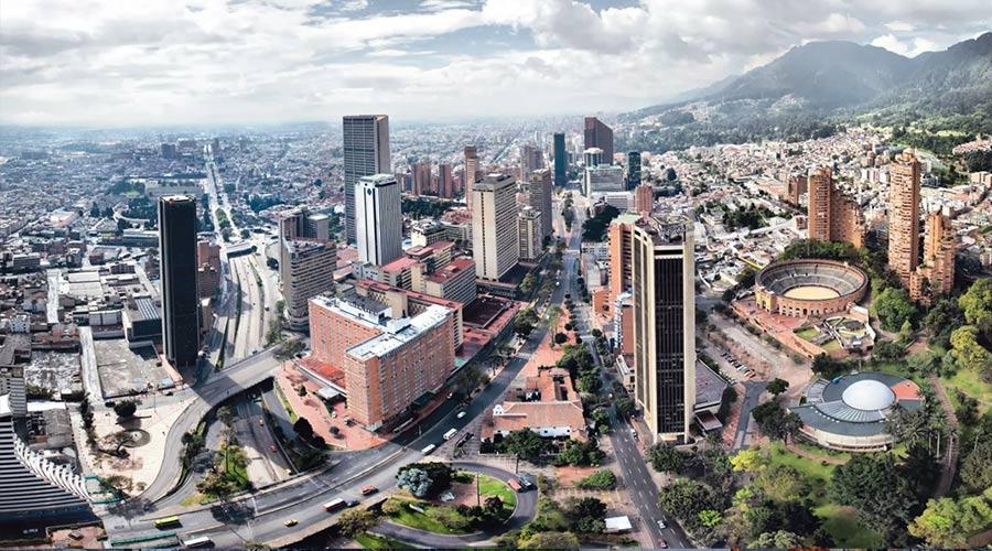 Колумбия Богота и биткоин 2021