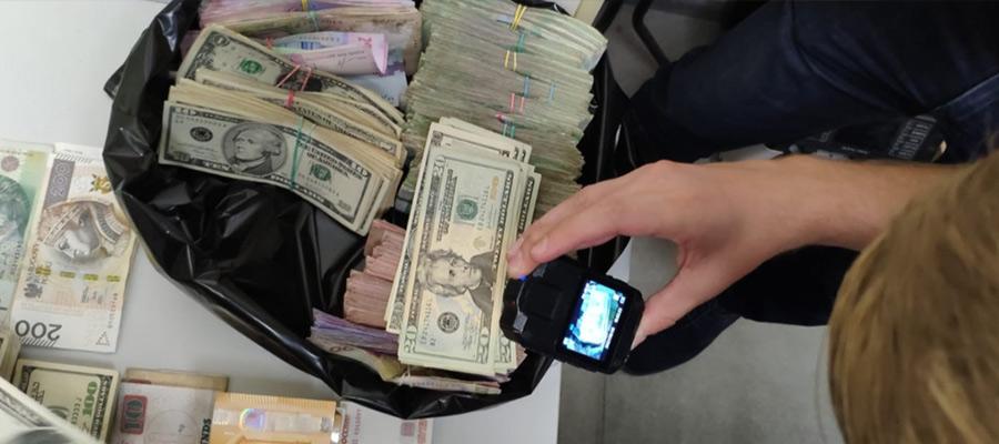 Закрытие подпольной биржи криптовалют на Украине